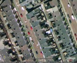 Google Earth Image of House