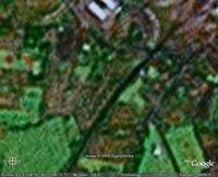 Google Earth Image of York