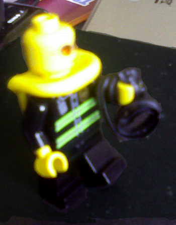 George The Fireman