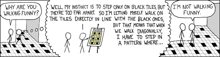xkcd: Floor Tiles