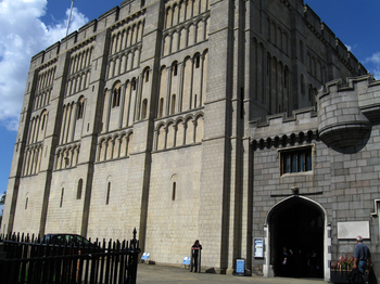 Photo of Norwich castle keep