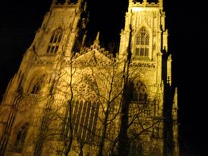 York Minster at Night