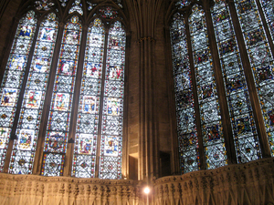 Chapter House windows