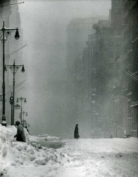 Remember Winter by Andreas Feininger